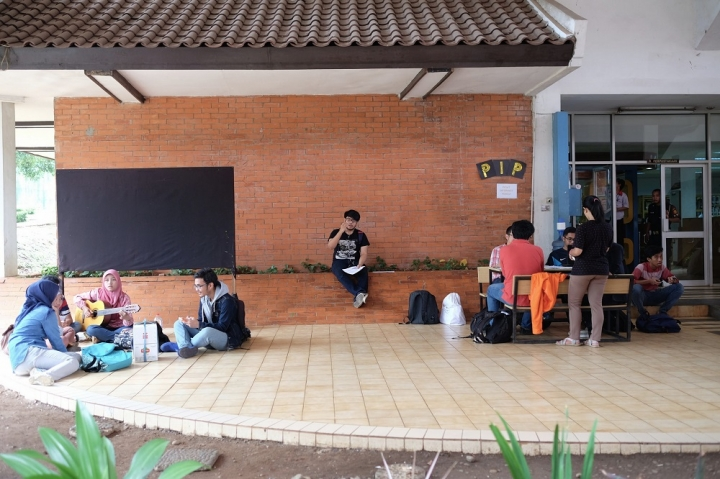 5 Tempat Nongkrong Paling Ngangenin di Kampus Psikologi Universitas Indonesia