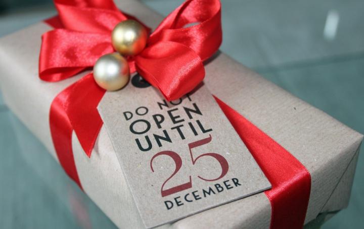 5 Ide Ngebungkus Cokelat Untuk Kado Natal