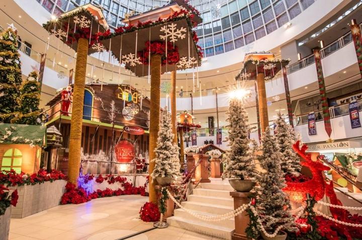 9 Tanda Musim Natal Sudah Tiba di Mal Terdekat Kamu!