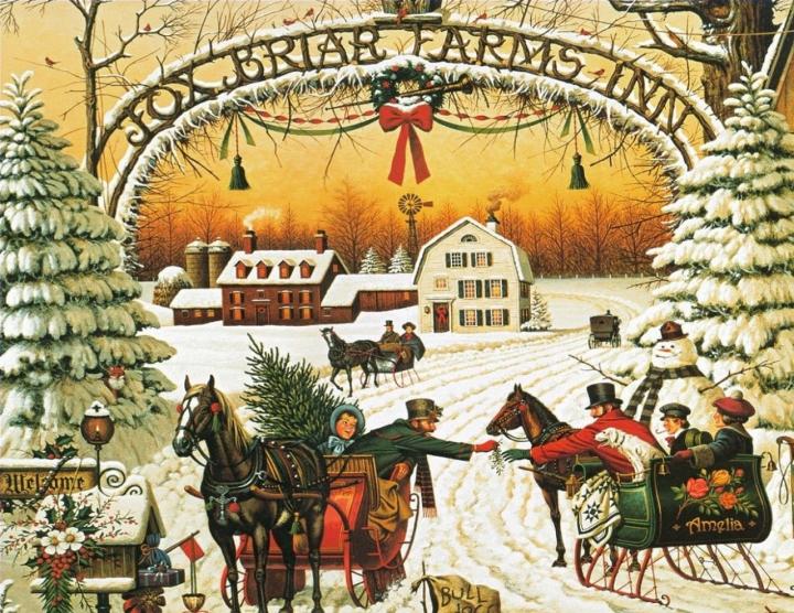 10 Fakta Tentang Tradisi Hari Natal