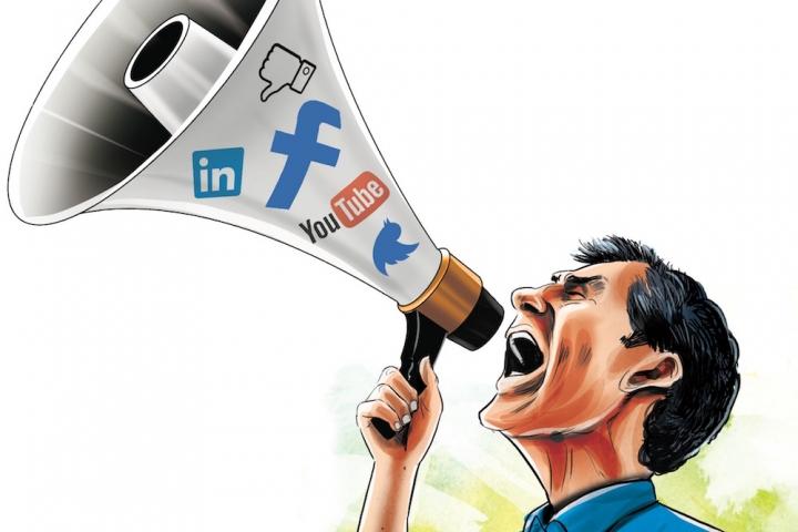 Poster Poster Paling Jujur Tentang Kecanduan Kita Pada Media