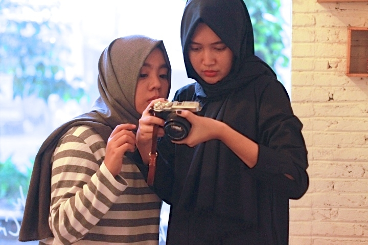 Cara Menciptakan Foto-Foto Instagram Kece Sekelas Selebgram A la Marieta E.U. dan Widya Sesarika