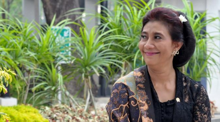 Susi Pujiastuti, Kartini Bertangan Besi yang Nggak Lulus Sekolah, Tapi Bisa Jadi Menteri