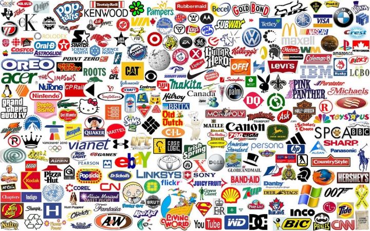 Logo Jadul Merek Dagang Terkenal yang Pasti Bikin Anak Desain Grafis Kaget