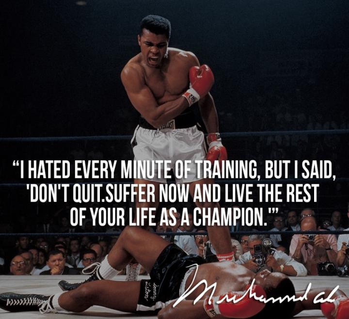 Hal-Hal yang Perlu Kamu Ketahui Tentang Muhammad Ali, Petinju Dunia yang Sangat Menginspirasi