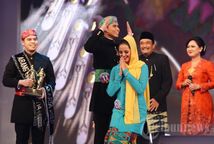 Kenalan Sama Finalis Abang None Jakarta 2016