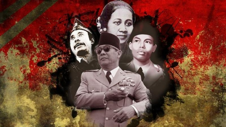 Quiz: Puluhan Pahlawan Indonesia Diperankan Selebriti Indonesia. Bisa Tebak Siapa Aja?