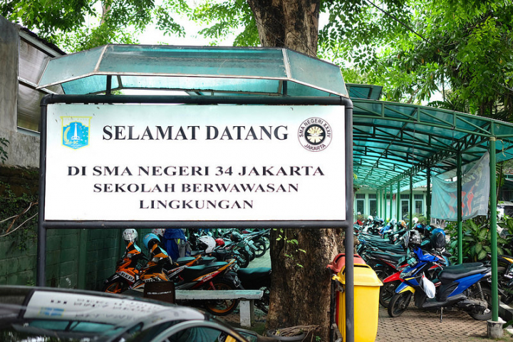 Benar Nggak, Sih, SMAN 34 Jakarta 'Berwawasan Lingkungan'? Buktiin, Yuk!