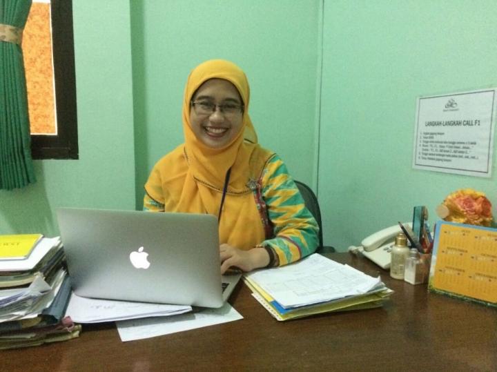 Profesiku Psikolog Mardiana Hayati Solehah Rencanamu