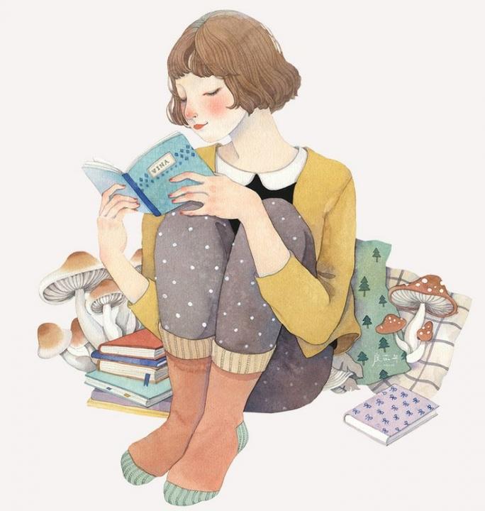 Gimana, Sih, Caranya Agar Membaca Menjadi Kegiatan yang Menyenangkan?