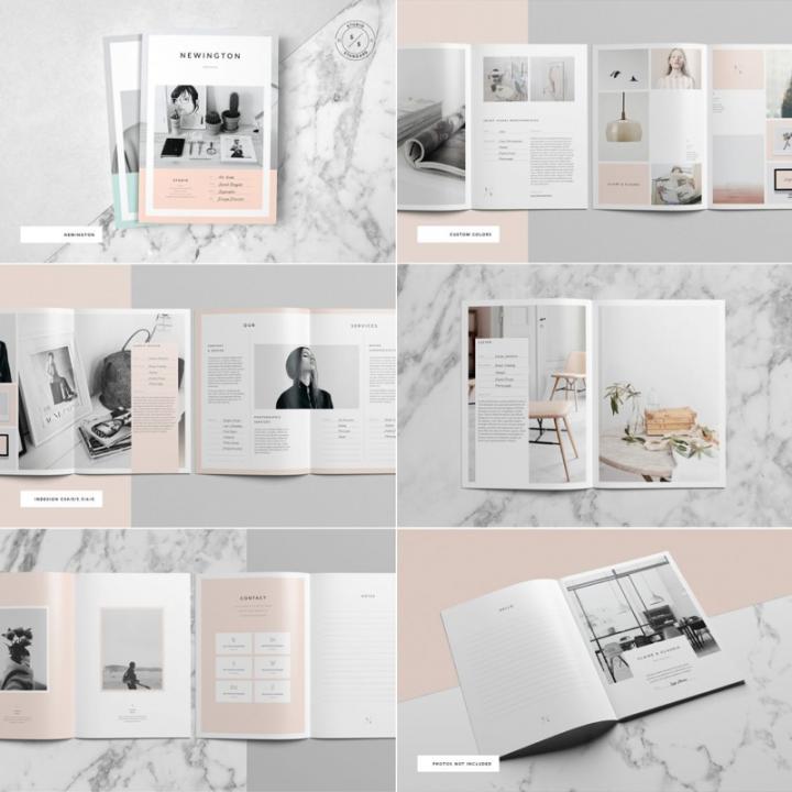 10 Inspirasi Desain Kekinian Untuk Buku Tahunan Kamu ...