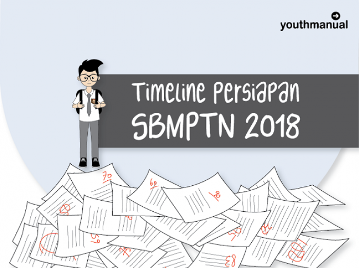 Timeline Persiapan Menuju Sukses SBMPTN 2018 dan Aktivitas Kelas 12
