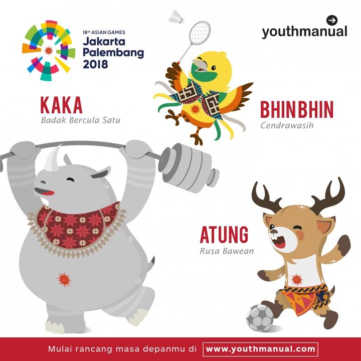 Pendaftaran Relawan Asian Games 2018 Sudah Dibuka. Ini Alasan Kenapa Kamu Harus Berpartisipasi di Dalamnya!