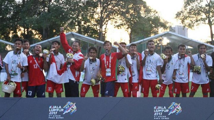 Bikin Bangga! Atlet Muda Indonesia Harumkan Merah Putih di Ajang ASEAN Para Games