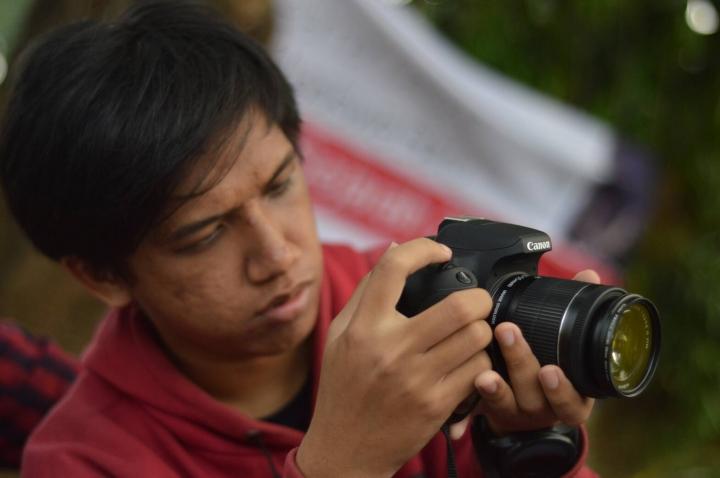 Jurusanku: Ilmu Perpustakaan Universitas Indonesia, Alwansyah Nawal