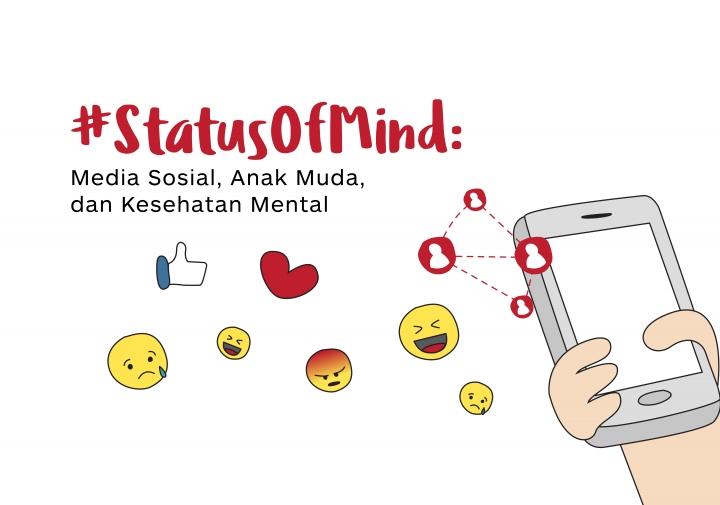 Infografik: Media Sosial, Anak Muda, dan Kesehatan Mental