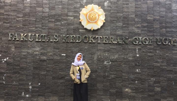 Pejuang SBMPTN: Sheilla Difa Ramadhiani, Pendidikan Dokter Gigi Universitas Gadjah Mada