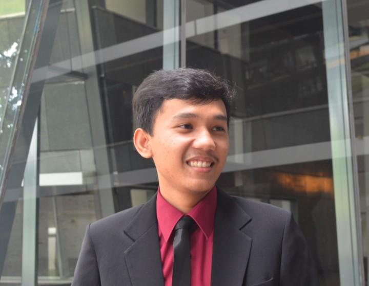 Jurusanku: Antropologi Universitas Indonesia, Rahmad Effendi