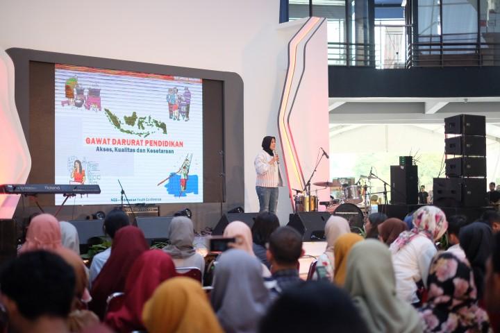 Serunya Ngobrolin Soal Masa Depan Anak Muda dan Serba-Serbi Gen-Z di IndonesiaYouth Conference 2017