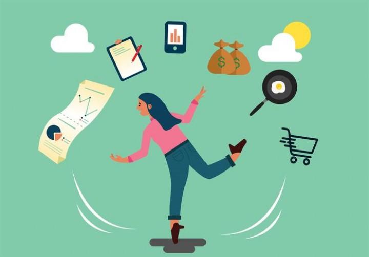 Sibuk dan Punya Segudang Aktivitas? Lakukan Tips Berikut Biar Hidup Kamu Nggak Amburadul!