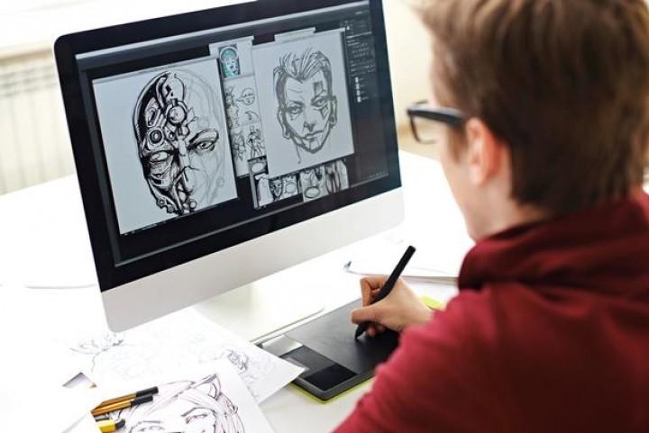 Pengen Kuliah Desain Komunikasi Visual (DKV)? Cek Plus, Minus, dan Prospeknya