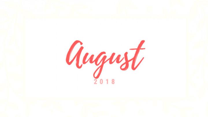 #YMPlanner: Ada Apa Saja di Bulan Agustus 2018?