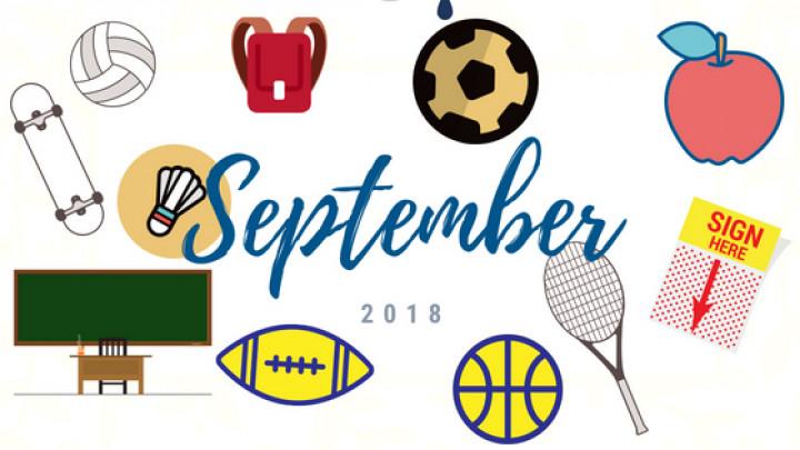 #YMPlanner: Ada Apa di Bulan September 2018?