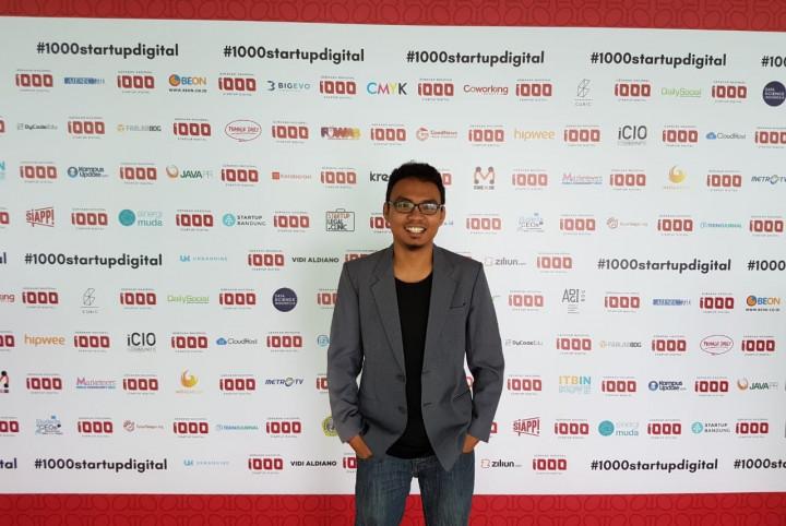 Profesiku: Muhammad Mufid Luthfi, Cofounder dan Chief Marketing Officer IDCloudHost