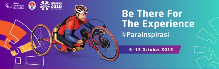 Serba-Serbi Asian Para Games 2018