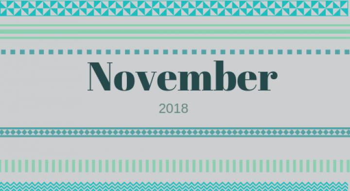 #YMPlanner: Ada Apa di Sepanjang November 2018?