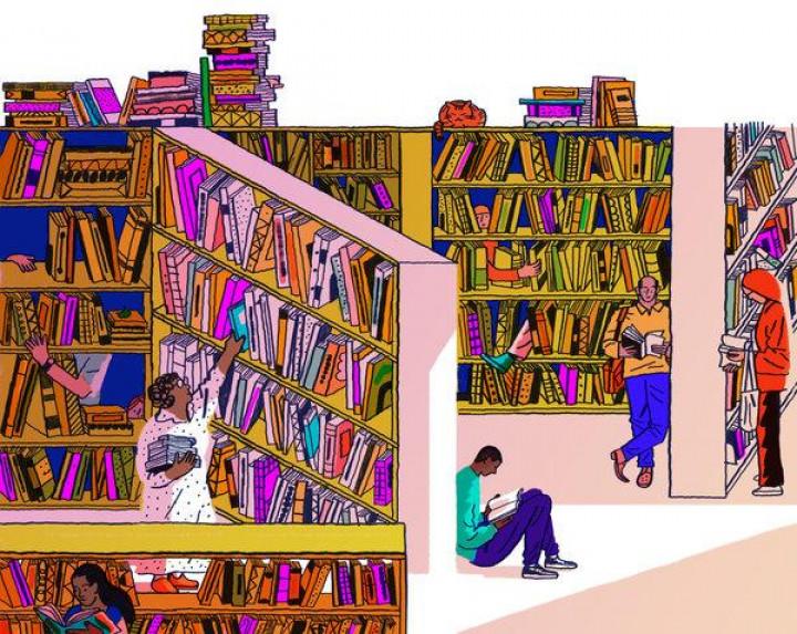 Kenalan dengan ilmu perpustakaan, yuk!