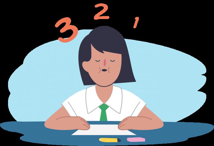 6 Tipe Pelajar Ketika Akan Menghadapi Ujian. Kira-Kira Kamu Tipe yang Mana?