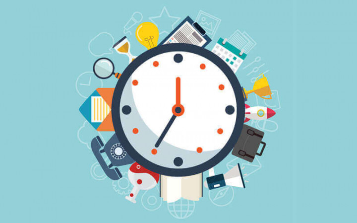 tips mengatur waktu kerja sambil kuliah