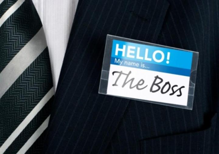 tipe-tipe bos di kantor