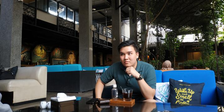 Profesiku: IT Service Management Consultant, Vincentius Henry