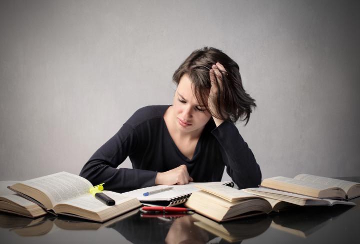 4 Tipe Pelajar Saat Mendapatkan Tugas