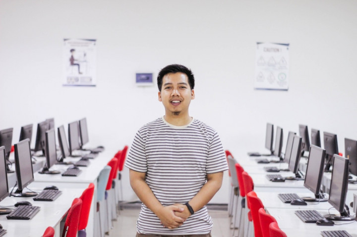 Profesiku: Fajri Ardiansyah, Laboran Telkom University