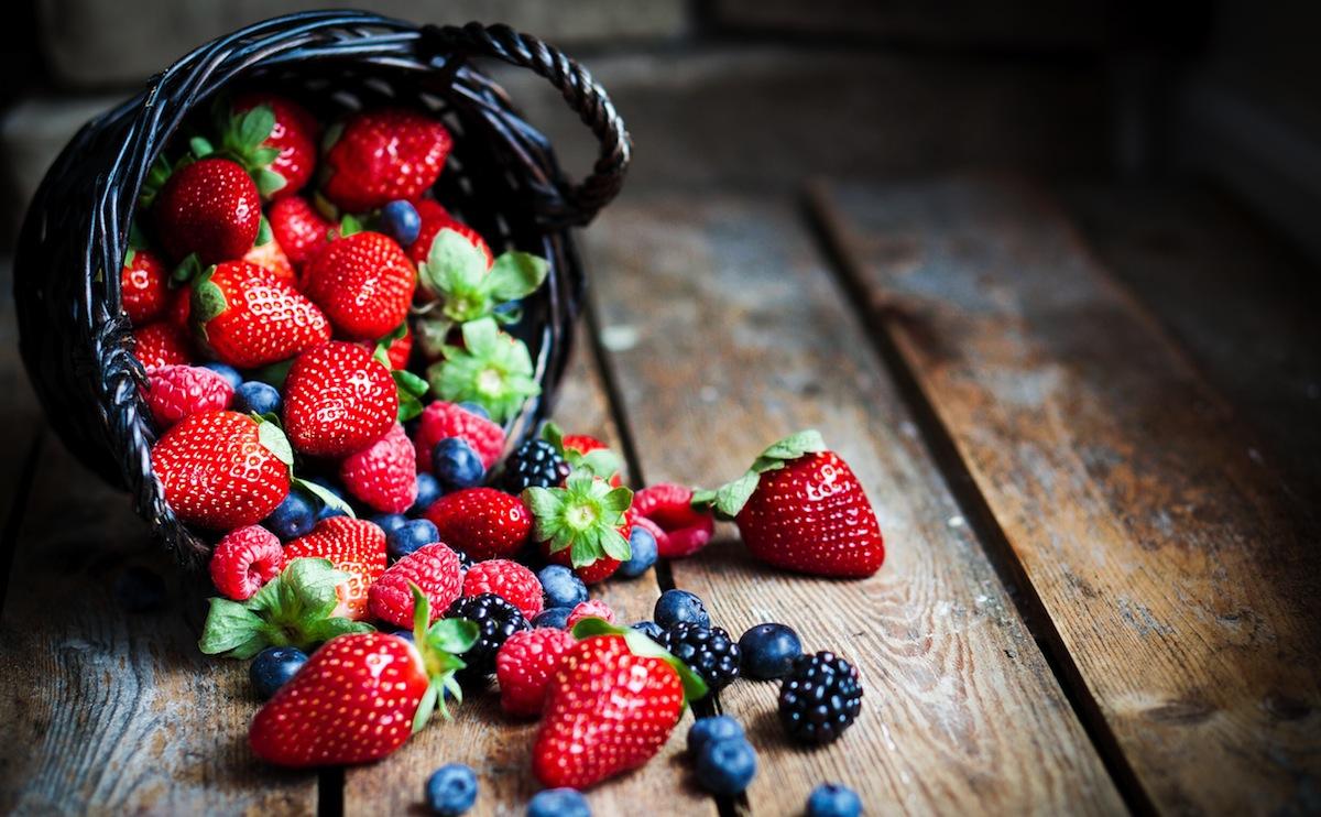 buah beri