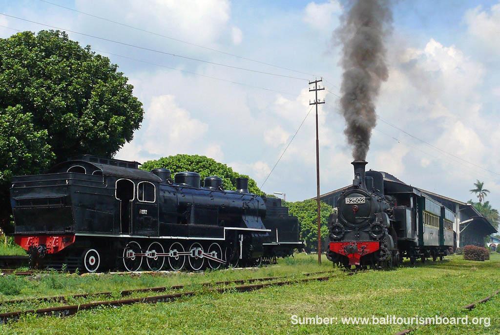 youthmanual-museum kereta api
