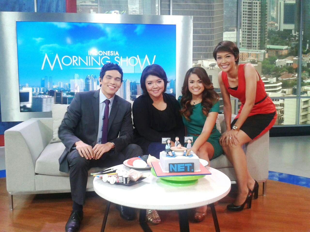 cake decorator indonesia