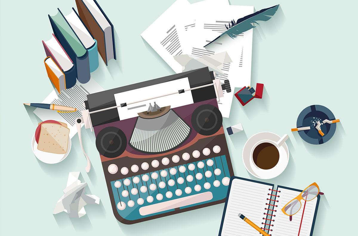 content writer dan copywriter