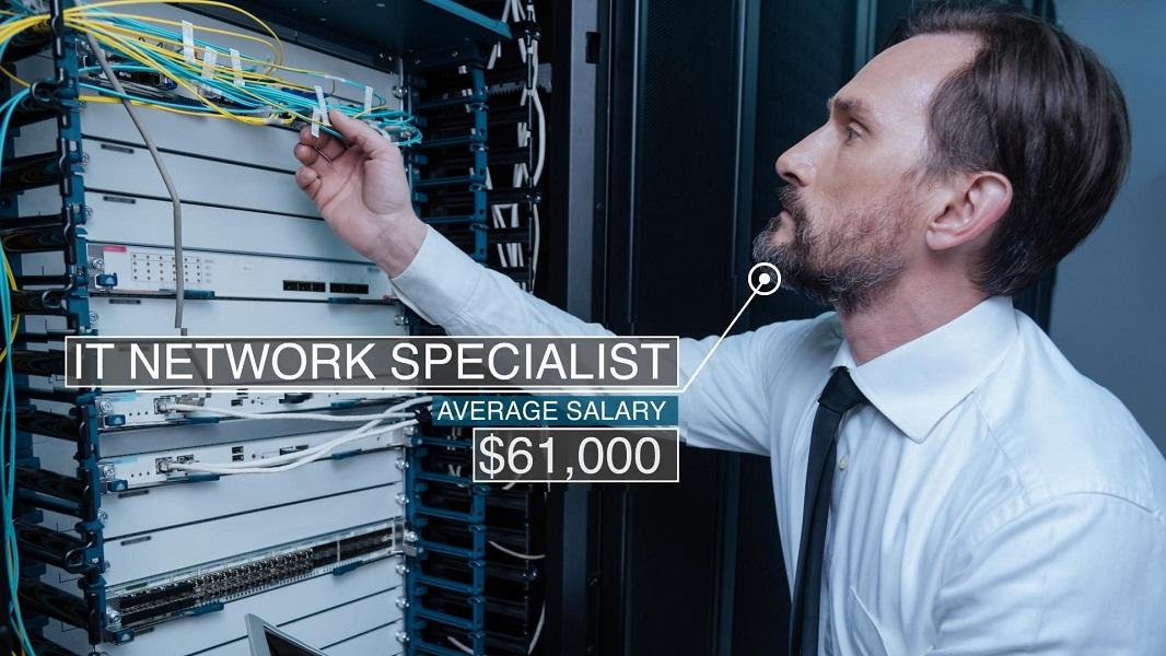 Spesialis Teknik Telekomunikasi