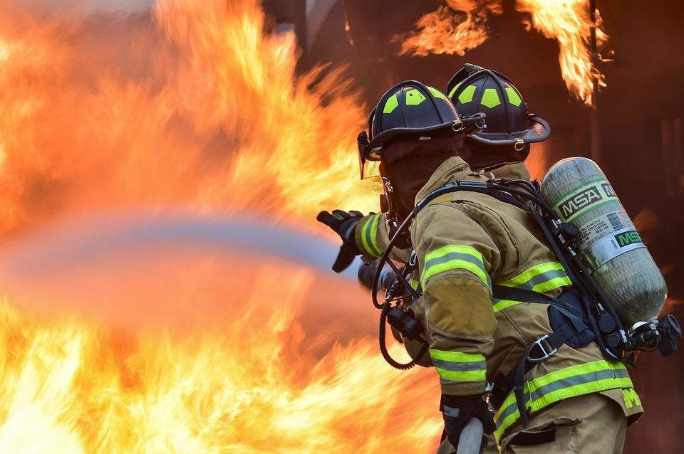 proteksi kebakaran dan teknik keselamatan