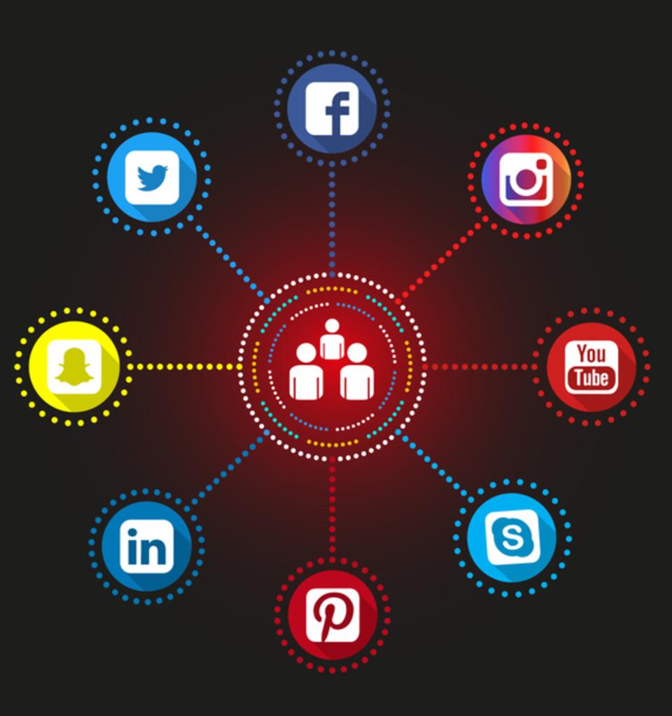 target pasar media sosial