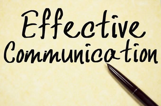 effective communication skill